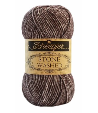 Scheepjeswol Stonewashed - Obesidian - 829