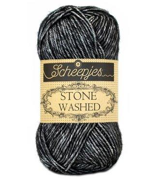Scheepjeswol Stonewashed - Black  Onyx - 803