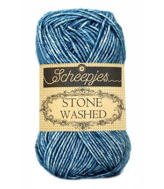 Scheepjeswol Stonewashed - Blue Apatite - 805