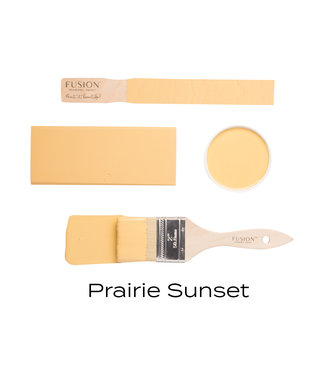 Fusion Mineral Paint- Prairie Sunset