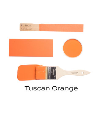 Fusion Mineral Paint- Tuscan Orange