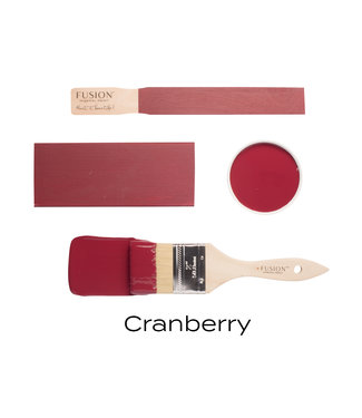 Fusion Mineral Paint- Cranberry