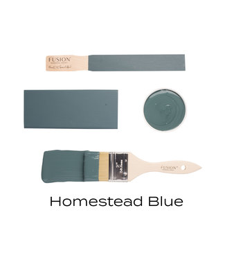 Fusion Mineral Paint- Homestead Blue