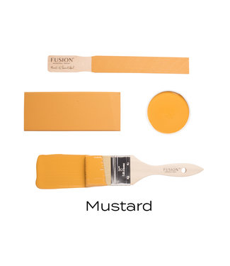 Fusion Mineral Paint- Mustard