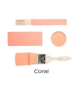Fusion Mineral Paint- Coral