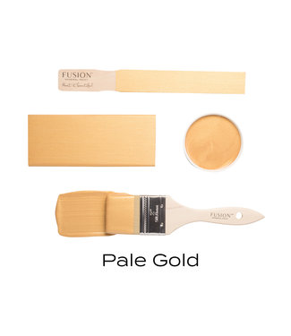 Fusion Mineral Paint- Pale Gold