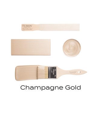 Fusion Mineral Paint- Champagne Gold