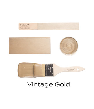 Fusion Mineral Paint- Vintage Gold