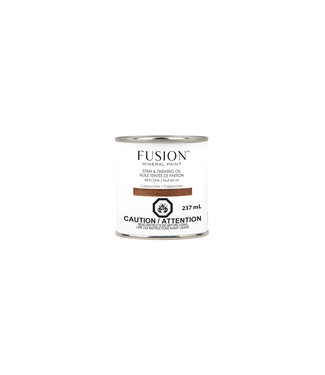 Fusion Mineral Paint- Stain and finishing Oil - Cappuccino
