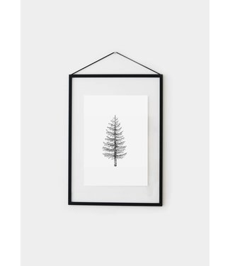 Inkylines Kaart - Denneboom