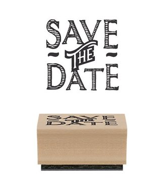 East of India Stempel - Save the Date