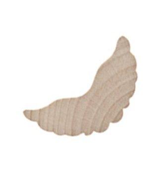 Houten vleugels