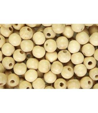 Houten - Kraal 5-6mm