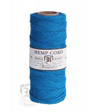 Hemptique Hennep Touw - Turquoise #20
