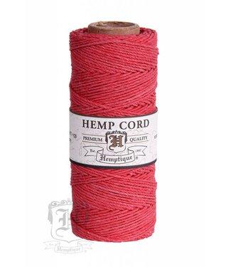 Hemptique Hennep Touw - Sunset Coral 20lb
