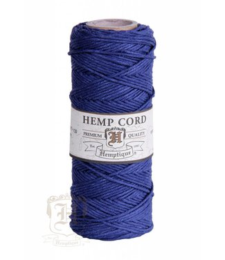 Hemptique Hennep Touw - Navy 20lb