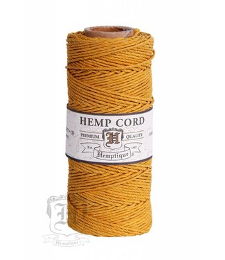 Hemptique Hennep Touw - Gold - #10