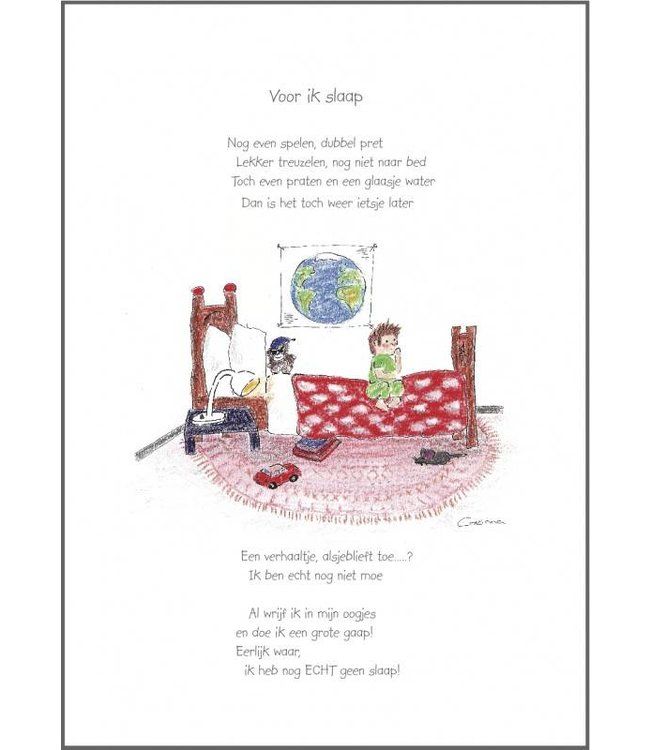 Prachtige Teatalk Kaart Met Mooie Illustraties Bedijs
