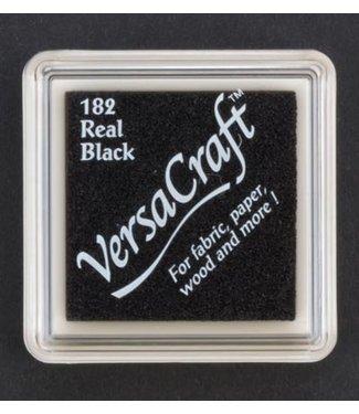 Tsukineko Versacraft Stempelkussen - Real Black