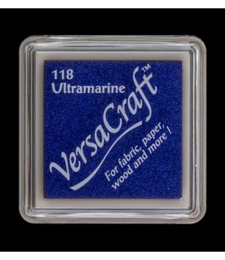 Tsukineko VersaCraft Stempelkussen - Ultramarine