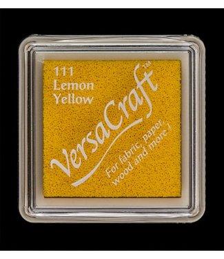 Tsukineko VersaCraft Stempelkussen - Lemon Yellow