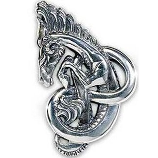 Noble Collection Rohan broche