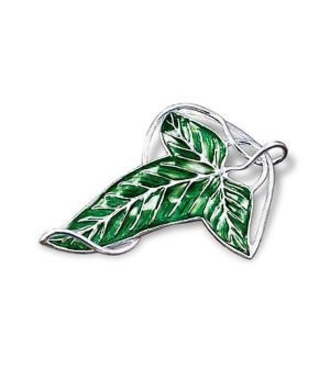 Noble Collection Elven Leaf Broche