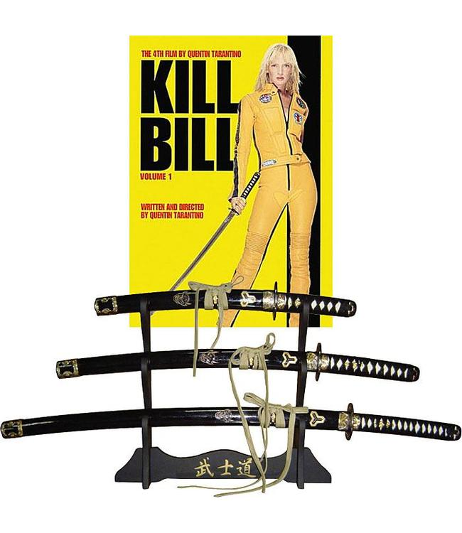 Kill Bill samuraiset