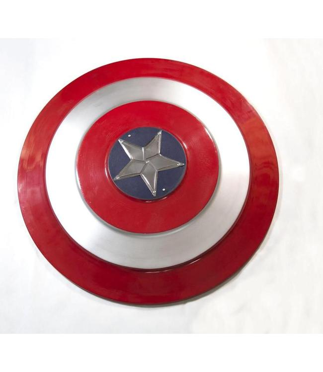 Captain America Metalen schild