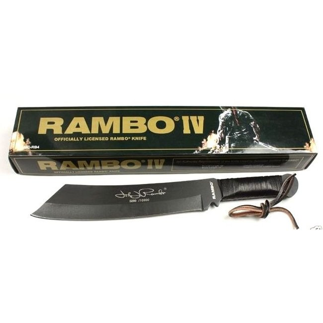 Rambo IV Knife, John Rambo Signature Edition