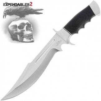 The Expendables  2 Bowie mes