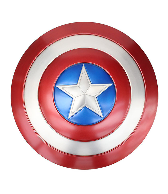 Captain America Aluminium Shield