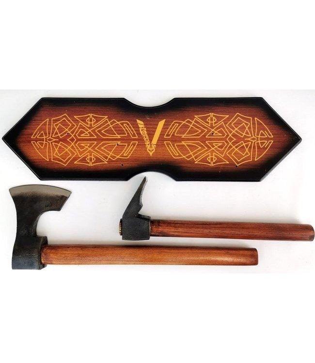 Vikings Style Weapons of Floki Axes