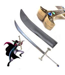 One Piece Dracule Mihawk zwaard