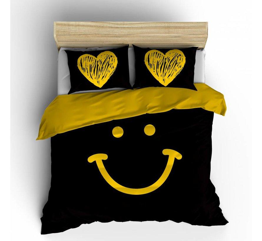 Dekbedovertrek Happy Smiley