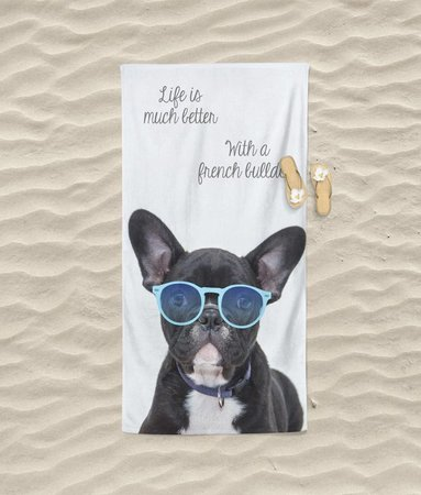 Strandlaken French Bulldog