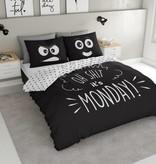Nightlife Concept Dekbedovertrek Monday
