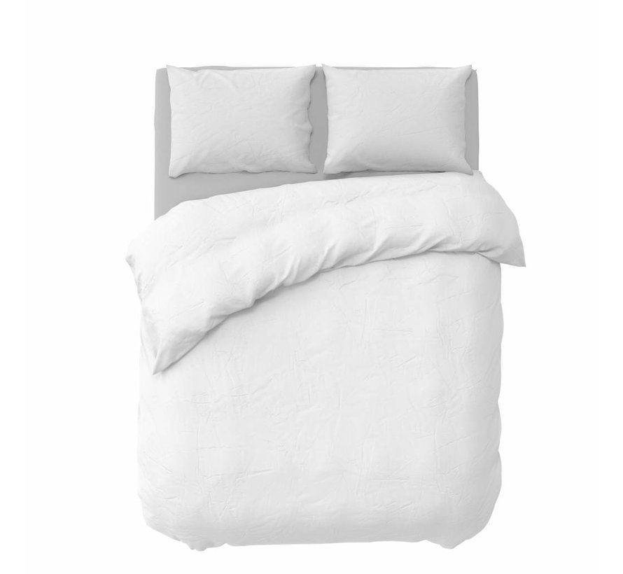 Stone Washed duvet cover