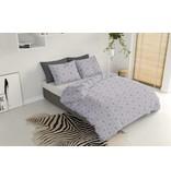 Nightlife Home Dekbedovertrek Mink Blauw - Copy
