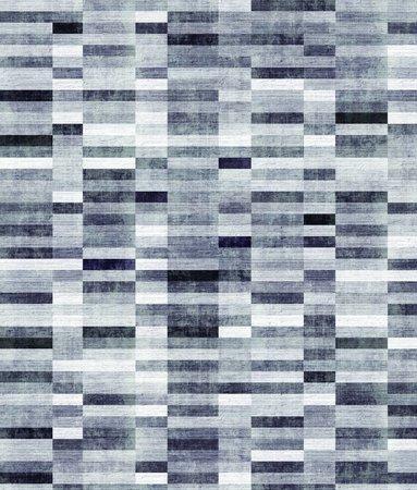 Vloerkleed Qube Pattern Grijs