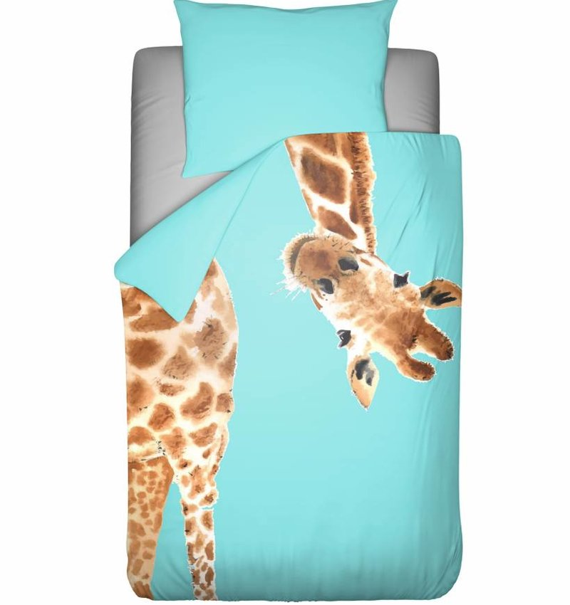 Nightlife Blue Debedovertrek Giraffe
