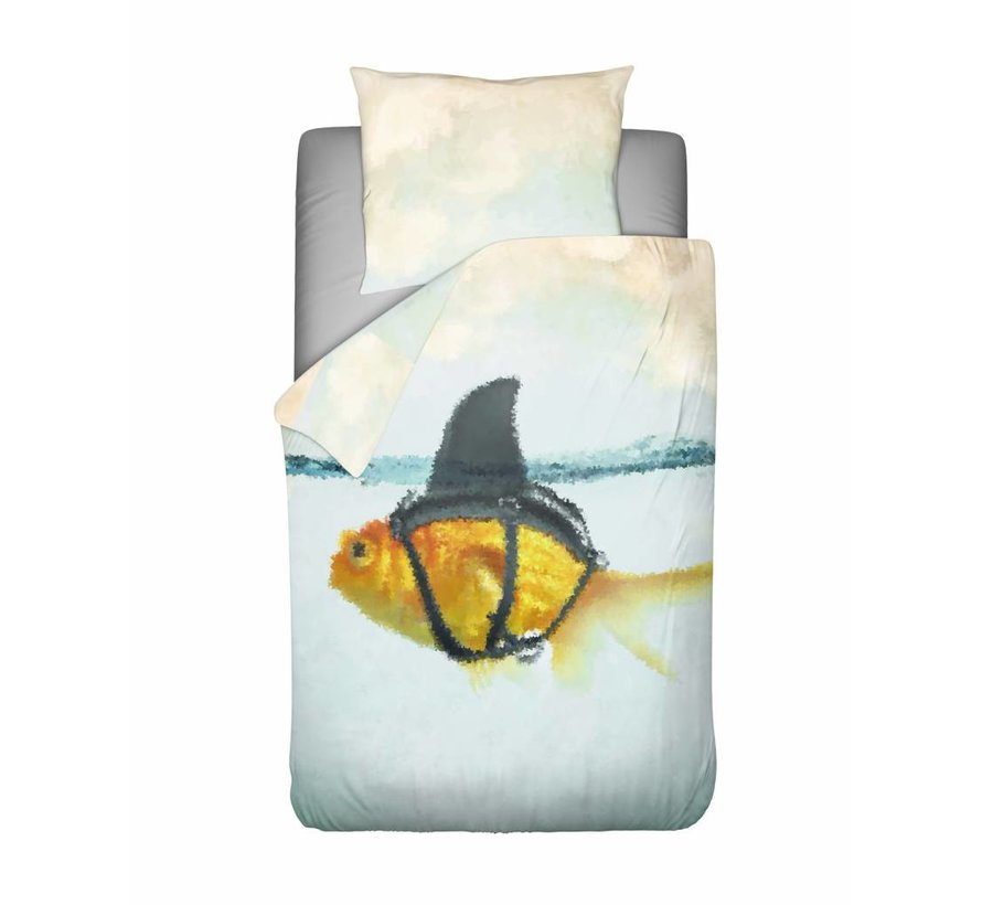 Debedovertrek Brave Goldfish