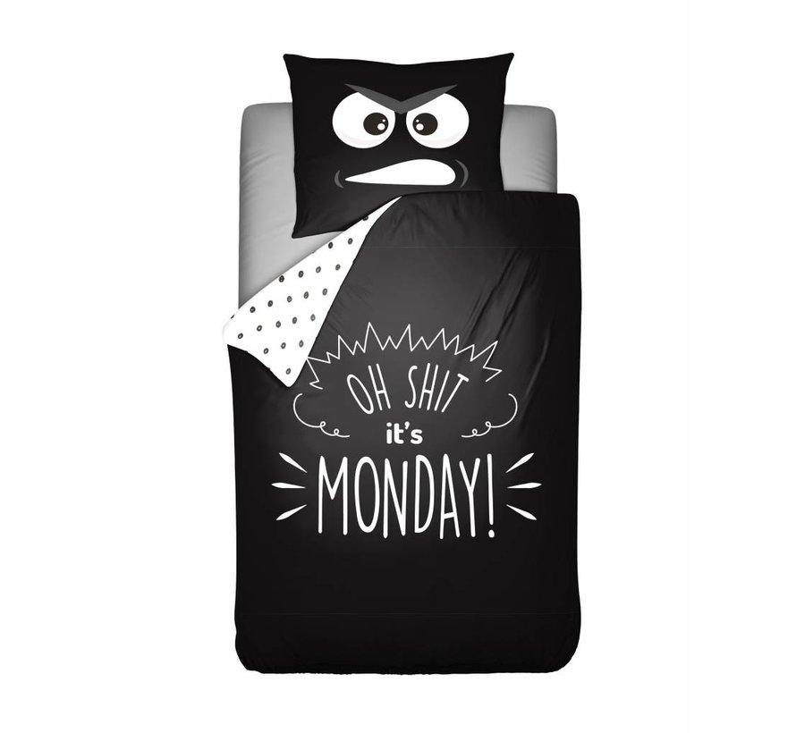 Dekbedovertrek Monday