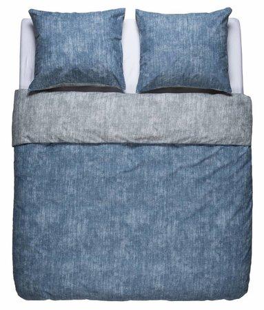 Washcotton Blauw Flanel