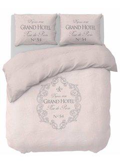 Nightlife Blue Dekbedovertrek Grandhotel Zacht Roze