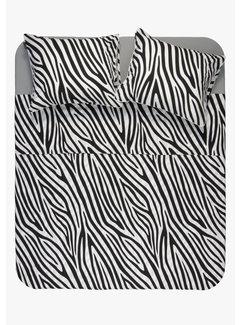 Ambianzz PRE-ORDER Dekbedovertrek - Zebra