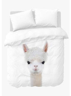 Gaaf Dekbedovertrek - Baby Alpaca