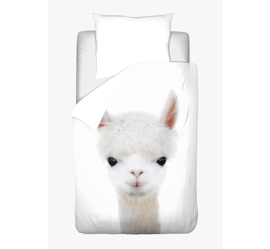 Dekbedovertrek - Baby Alpaca