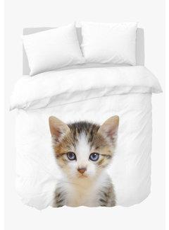 Gaaf Dekbedovertrek - Baby Cat