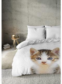 Gaaf Dekbedovertrek - kitten